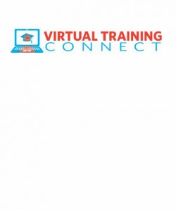 virtual training logo